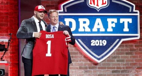 6dfb28185 Trump Congratulates Nick Bosa