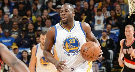 Warriors' Draymond Green sued over alleged assault