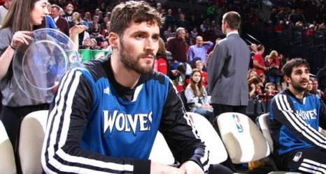 Minnesota Timberwolves Fans React To News Of Potential Kevin Love