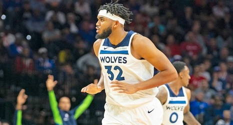 Wolves Are Plenty Ready To Get Karl Anthony Towns Back