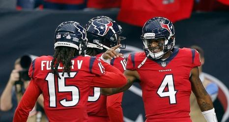 battle red texans jersey