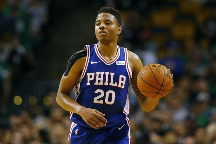 76ers rookie Markelle Fultz available to play Tuesday vs. Nuggets