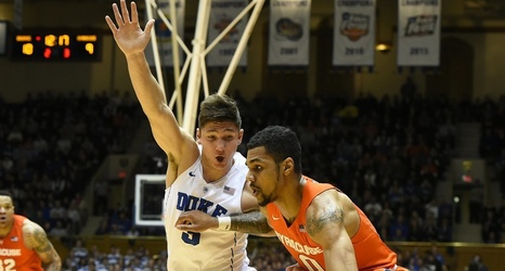 Time And Tv Set For Syracuse Basketball Game At Duke On Saturday