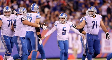purchase cheap e88a4 6c484 Ranking the 5 Detroit Lions uniforms from the 2017 season