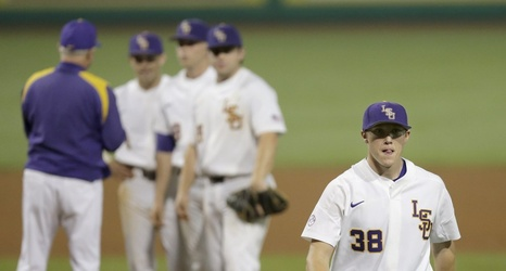 size 40 b7b22 edd88 LSU baseball can't get offense going, gets routed by South ...