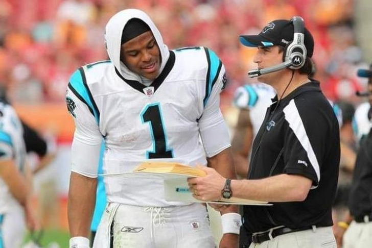 Panthers part ways with OC Mike Shula, QB coach Ken Dorsey