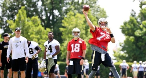 New Orleans Saints Release First Unofficial Depth Chart Fansided August 8 2016