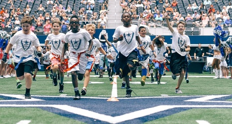 dallas cowboys youth football