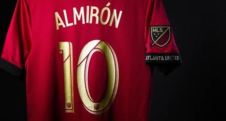 wholesale dealer 89472 74742 Miguel Almirón tops list of best-selling adidas MLS jerseys