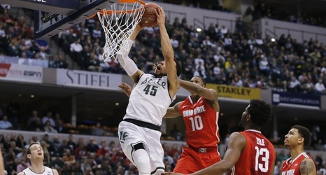 Ohio State Basketball Eliminated From Big Ten Tournament With 81 54 Loss To Michigan