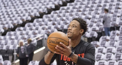 d9caae7205c The Raptors season ended in disappointment, and left Toronto wondering  about the limits of its franchise player, DeMar DeRozan.