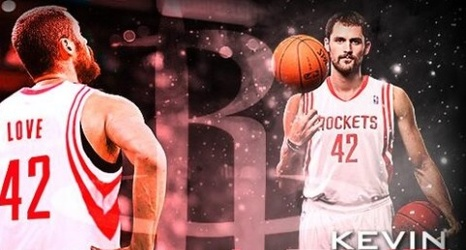 new concept 3eead 1b707 Houston Rockets' Lebron James and Carmelo Anthony Free ...