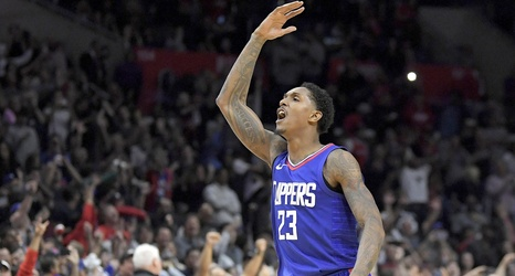 Image result for lou williams bench