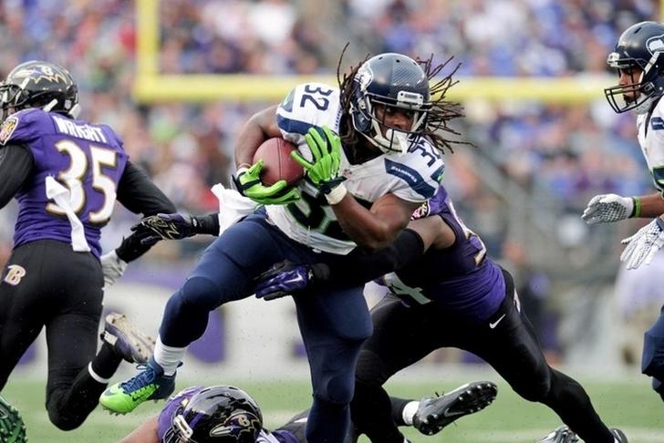 Seattle Seahawks release RB DuJuan Harris, place Thomas