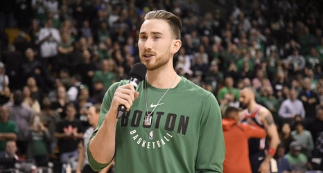b997e0ef9 How Gordon Hayward can impact the Celtics without playing in games...  (video)