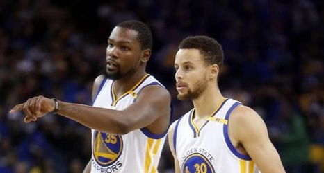35c758f2a320 Warriors miss Klay Thompson in win over Miami