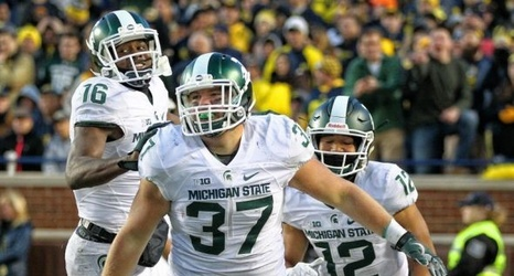 Michigan State Football 5 Biggest Surprise Players Of 2015