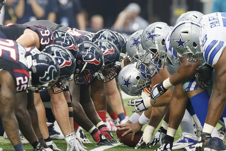 National Football League cancels Thursday's Texans-Cowboys game at AT&T Stadium