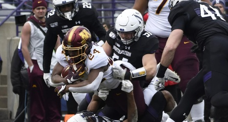 Ranking Minnesota S Football Schedule From Least To Most Difficult Games