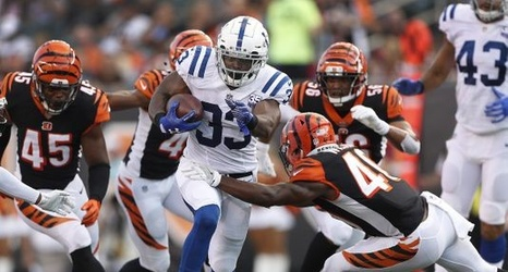 Colts make roster moves ahead of game vs  Patriots