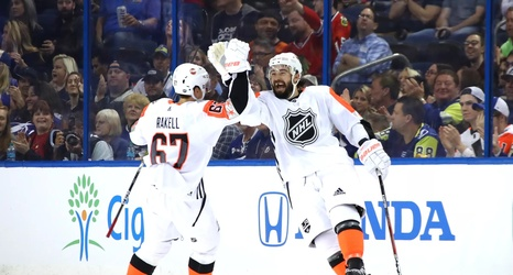 Morning Bag Skate Pacific Division Wins Nhl All Star Game