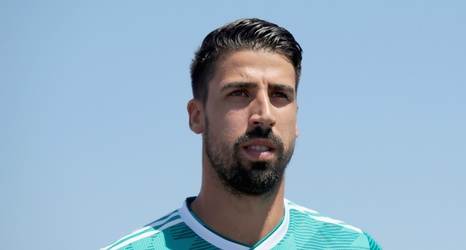 Khedira Out Of Germany Squad As Low Calls Up Kehrer Havertz And Schulz