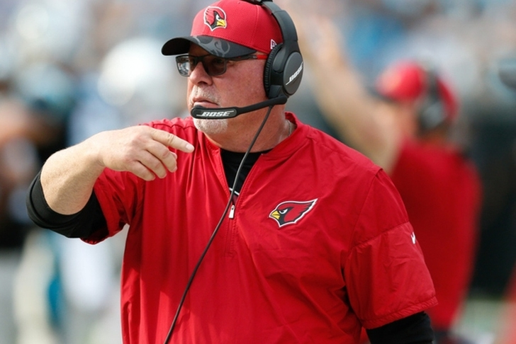 Bruce Arians has informed staff he's retiring