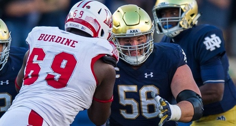 notre dame s quenton nelson a plug and play option for bears at no