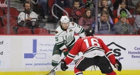 Only Two Home Games Remain As Iowa Take On Rockford Tonight