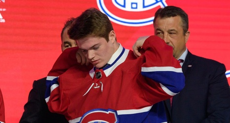size 40 81069 5a069 What if the Montreal Canadiens drafted Peyton Krebbs instead?