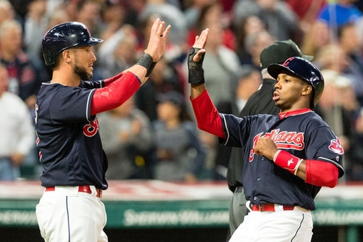 Indians clinch second straight AL Central title