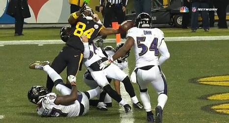 b80c69d230d Steelers To Wear Color Rush Uniforms Week 11 Versus Titans