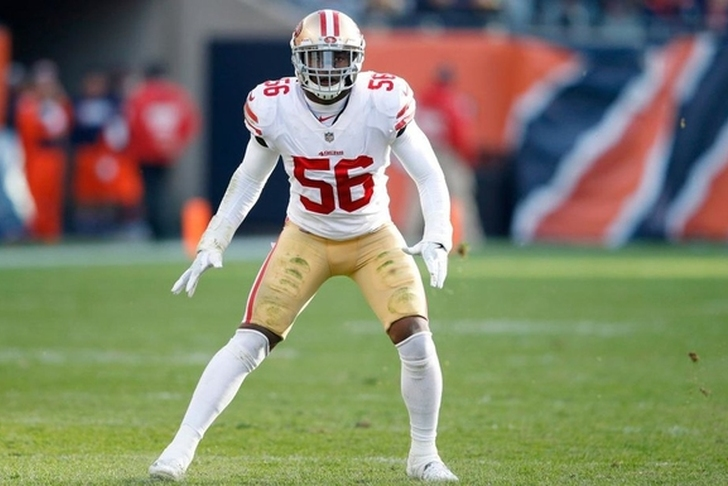 National Football League linebacker Reuben Foster's accuser recants domestic violence claim