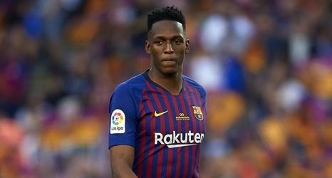 Everton Reportedly Close To Securing Yerry Mina Transfer From Barcelona
