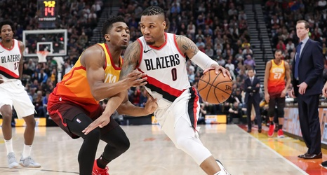 blazers jazz ranked as fourth best nba christmas day game - Christmas Games Nba
