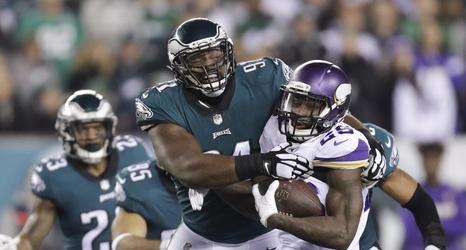 Eagles defensive tackle Fletcher Cox to host Super Bowl meet