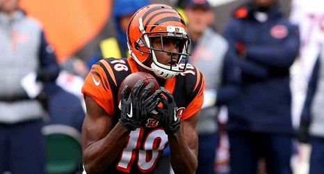 cheap for discount 4f7bf 17fb5 A.J. Green, Geno Atkins make Pro Bowl despite Bengals ...