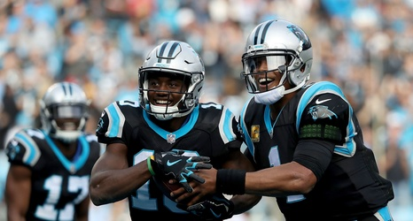 huge selection of dffa8 a2c49 Amazon's 'All or Nothing: The Carolina Panthers' – Reasons ...