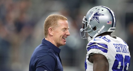 Cowboys News Jason Garrett And Stephen Jones Talk Dez Zeke
