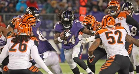 d3062beb 2018 NFL Week 2 Thursday night football open thread: Bengals vs. Ravens