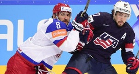 db03914e614 U.S. grouped with Russia in 2018 Winter Olympic men s hockey tournament