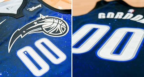 """new products bc6bf cd2b3 Orlando Magic Unveil """"City Edition"""" Threads from Nike"""