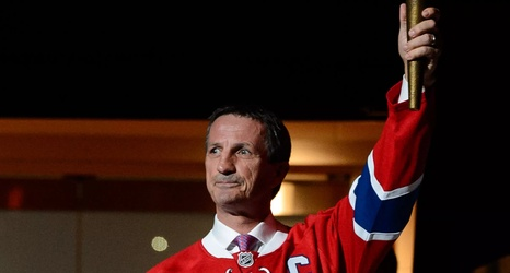 Guy Carbonneau Inducted To The Hockey Hall Of Fame