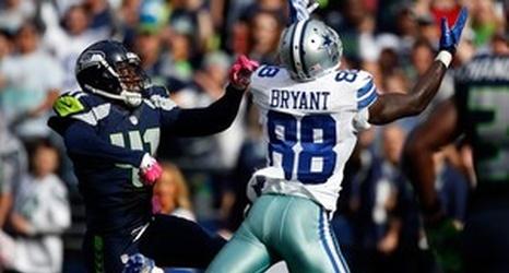 Byron Maxwell Likes His Chances Against Desean Jackson Dez