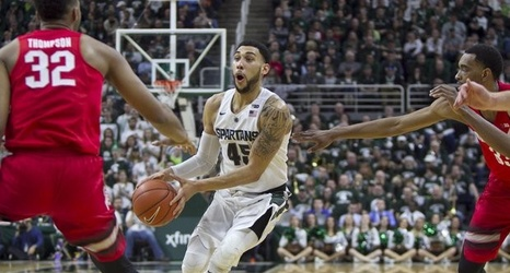 Big Ten Tournament Offers Second Chance For Hungry Michigan State Team