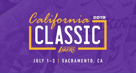 765caa4f5 Lakers to Attend California Classic Summer League for the Second Year at  Golden 1 Center