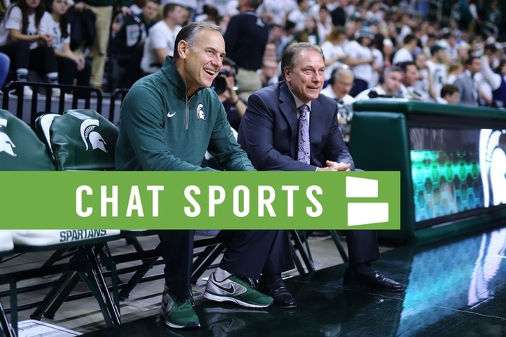 Michigan State's Tom Izzo 'definitely not retiring', supports survivors