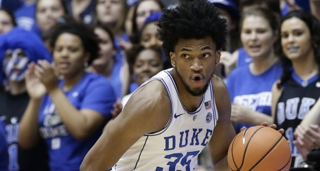 Marvin Bagley Iii To Return From 4 Game Knee Injury Absence Vs Syracuse