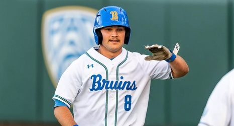 sports shoes 83ce6 49b72 UCLA Baseball Wins Series Against Southern Cal; Hosts CSUN ...
