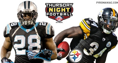 Thursday Night Fantasy Analysis  Carolina Panthers at Pittsburgh Steelers b8e9a525f